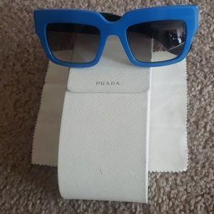 Prada RARE Blue/Black sunglasses